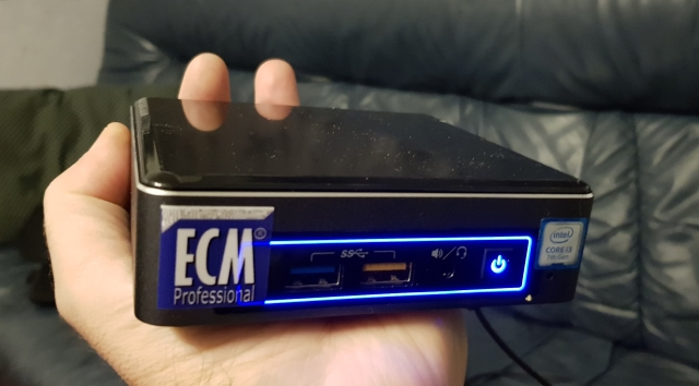 ECM Mini-Station
